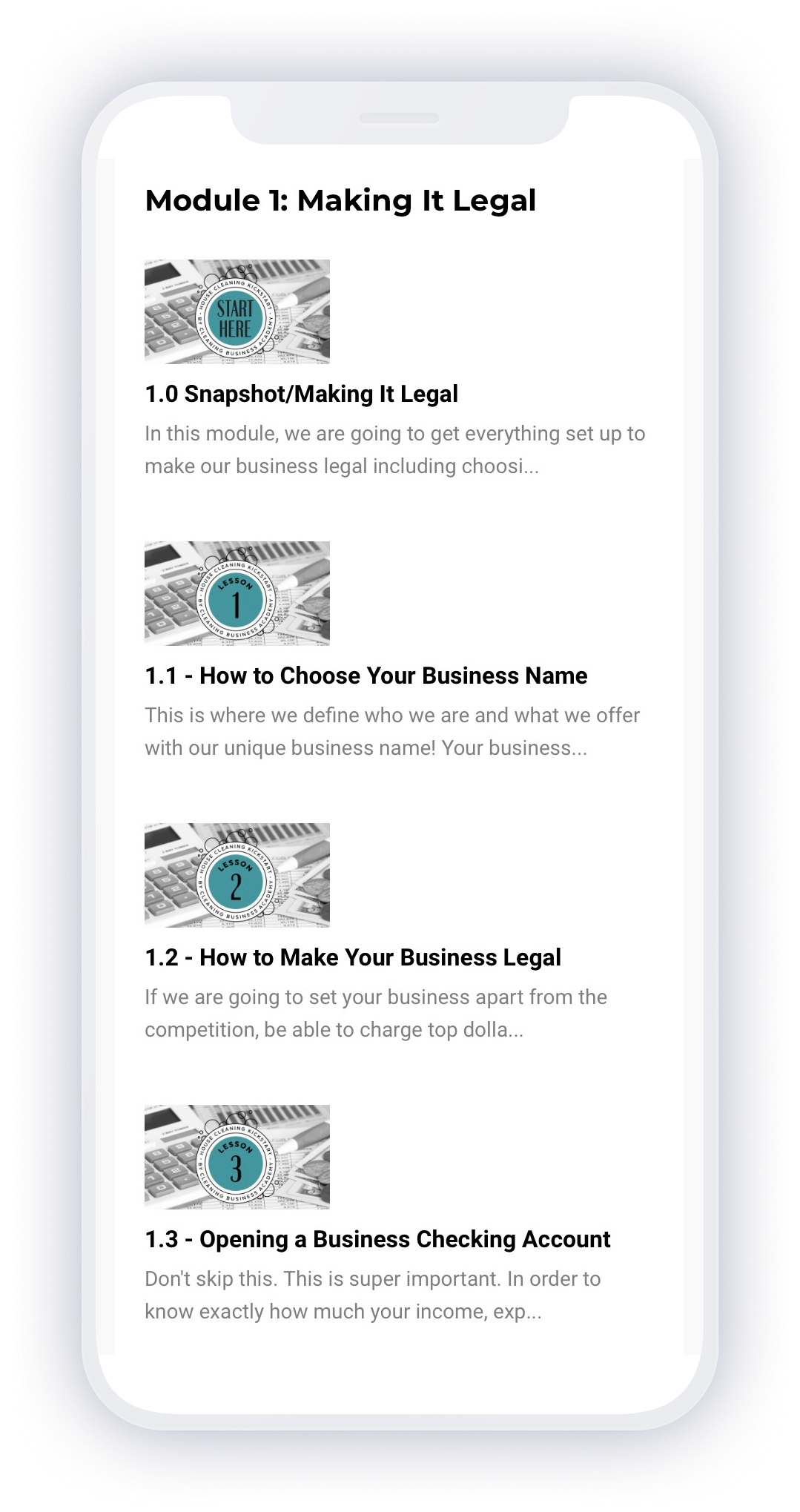 Making Your Business Legal
