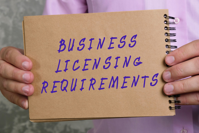 Cleaning Business Legal Requirements